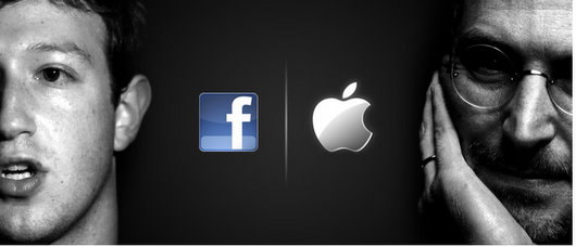 facebookapple competitive advantage