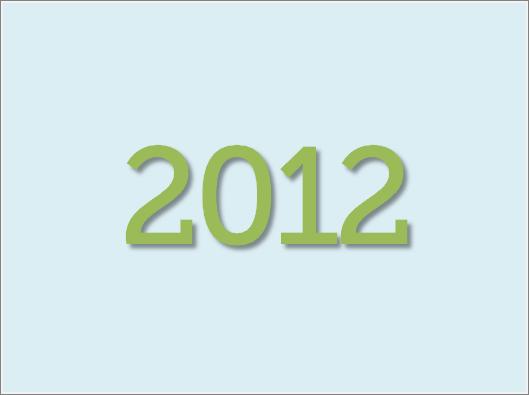 VC Investing Statistics 2012