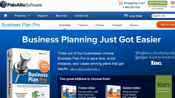 business plan tools 1